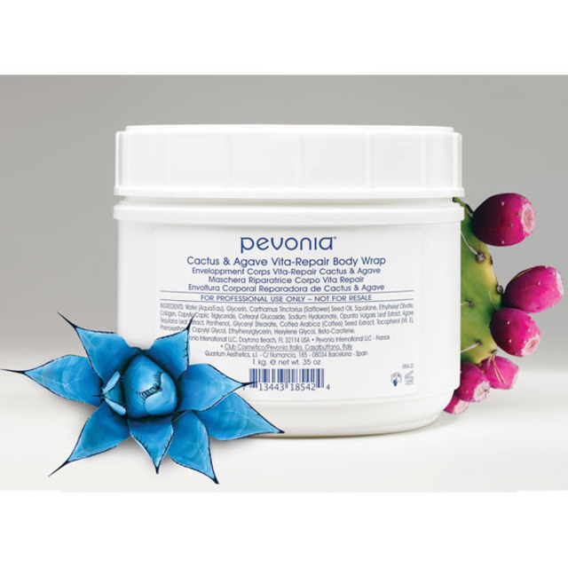 Pevonia-Cactus-Agave-body-Wrap